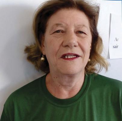 Loriama Aguilar (Aposentada)
